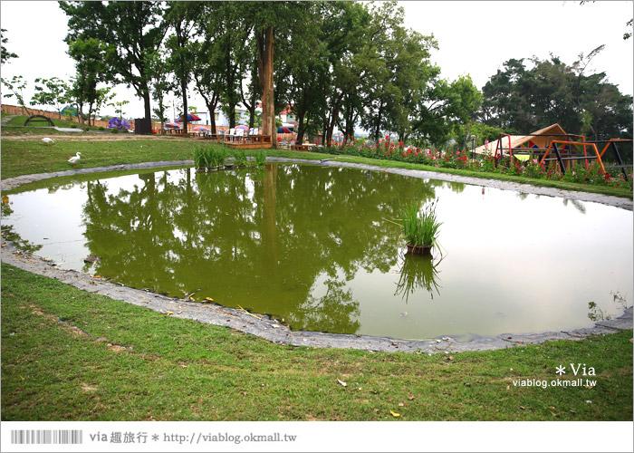 【彰化景點】克林姆莊園Cream Manor~小型動物園!戶外親子同遊好去處19