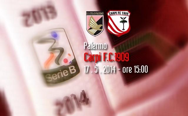 Palermo VS Carpi