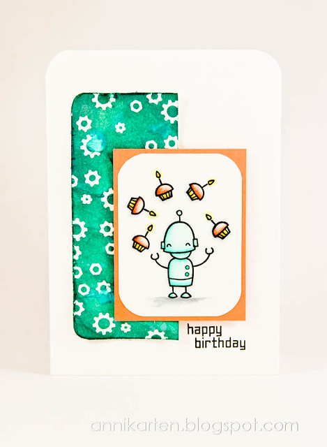 Beep Boop Birthday- It's your birthday