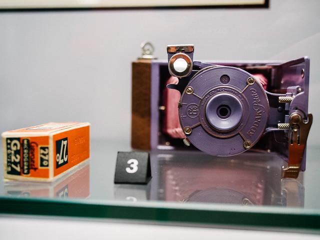 Kodak Petite - Museo del aparato fotográfico de Vevey