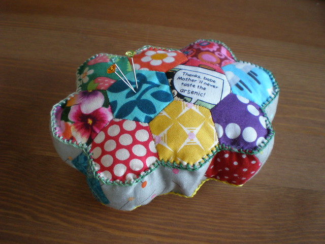 Epp Pin Cushion