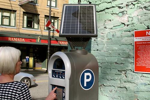 solar cashier