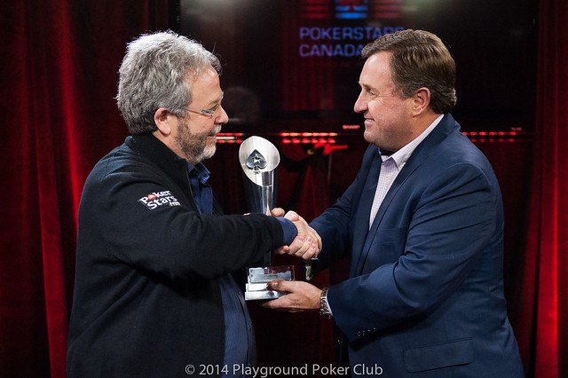 PokerStars Canada Cup Main Event Champion: Robert Notkin