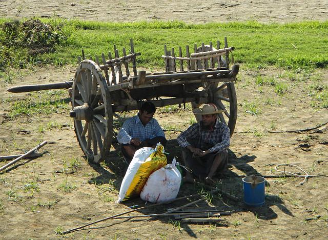 the break, Mandalay