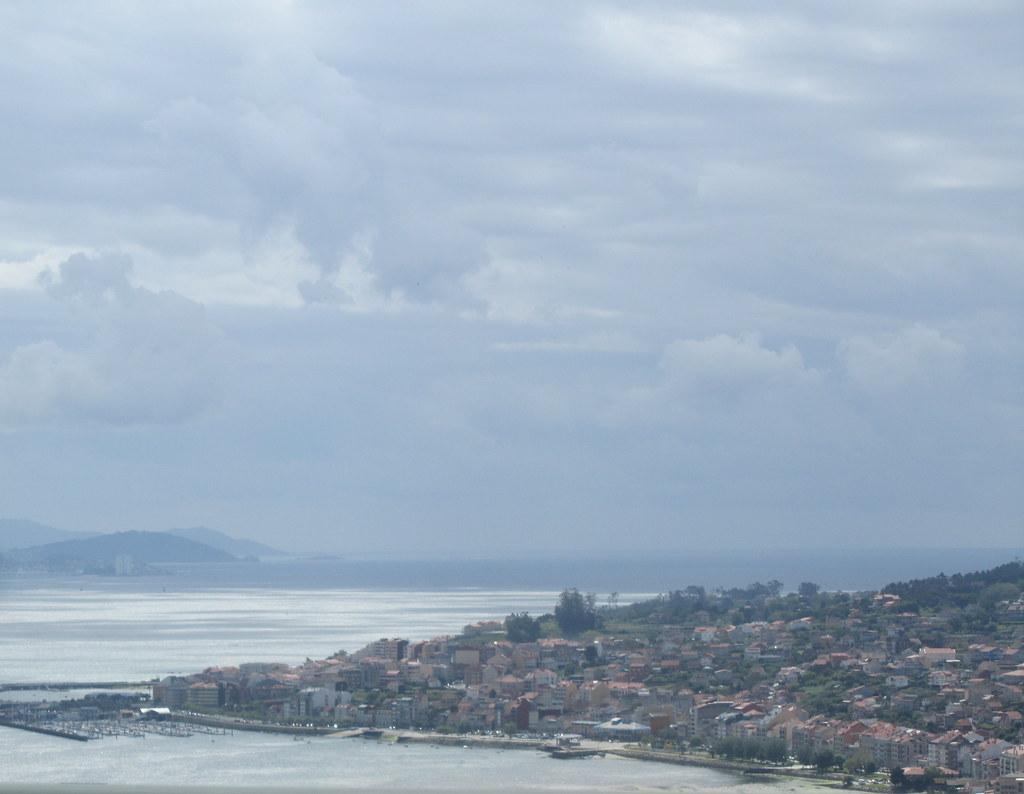 Vista de Moaña