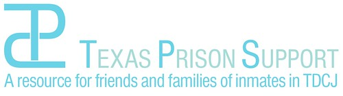 Texas Prison Support - A resource for friends and families of inmates in TDCJ