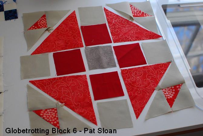 pat sloan globetrotting block 6