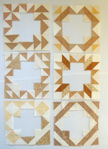 Deconstructed-Reconstructed blocks