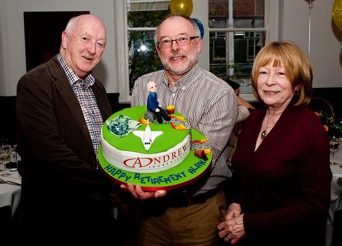 Alan Waugh Retirement - April 2014