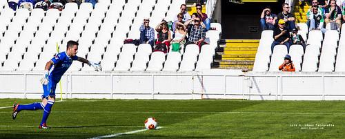Racing Santander - Albacete