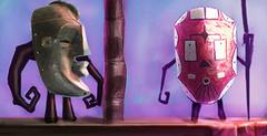 LittleBigPlanet Concept Art