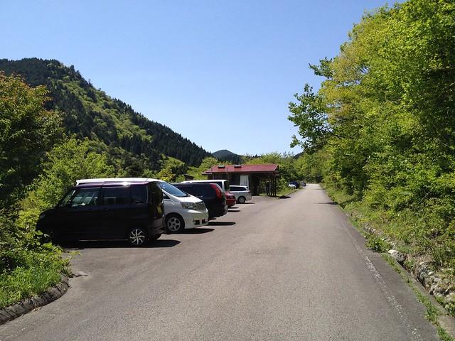 瓢ヶ岳 ふくべの森 駐車場