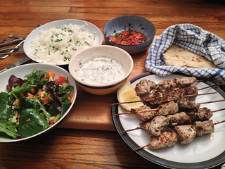 "Tzatiki : Greek Feast"" width="