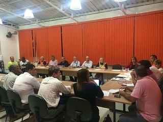 Diretoria Municipal do Solidariedade de São Paulo e pré-candidatos fazem reunião sobre Eleições 2014