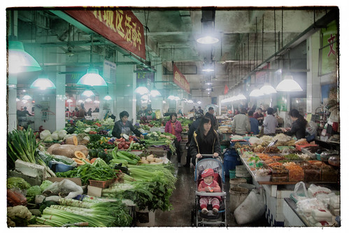 overdekte markt shanghai