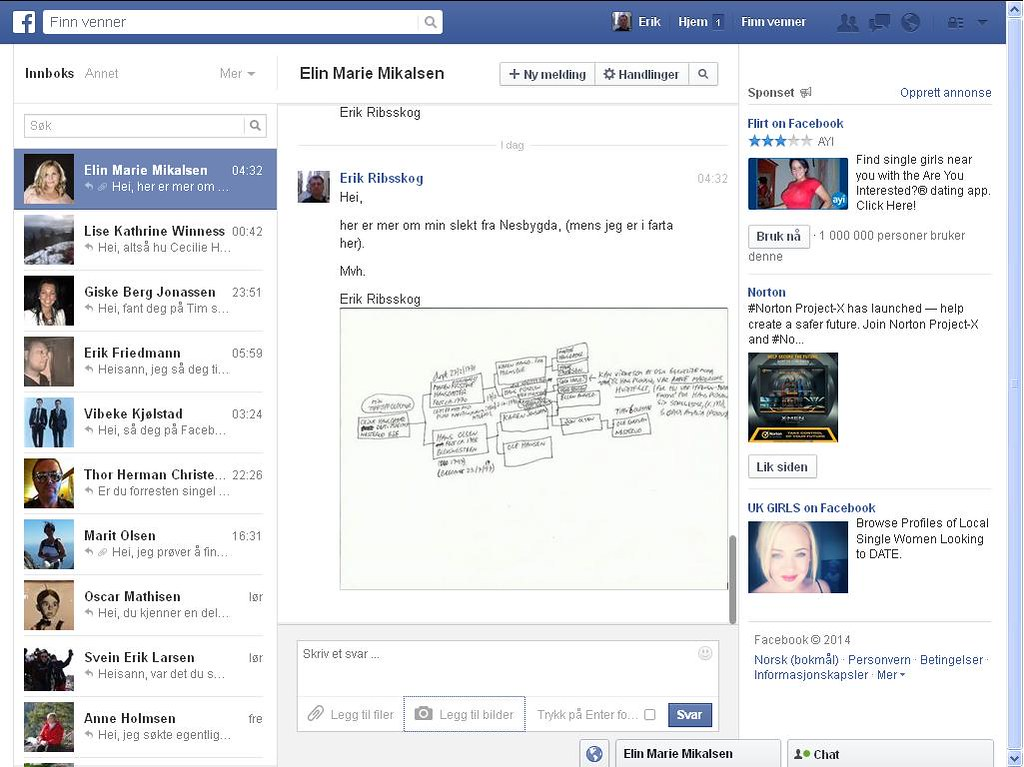 nesbygda facebook