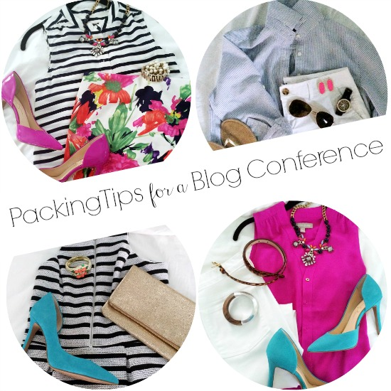 Hi Sugarplum | What to Pack for a Blog Conference
