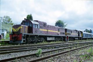 Transnet Class 33 GE U20C 33-509