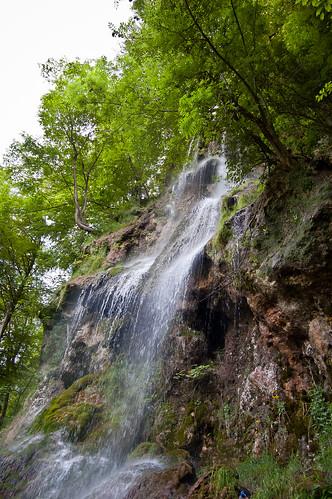 Wasserfall Bad Urach. Foto: Stephan Benz