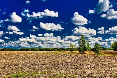 sky landscape ciel agriculture campagne valleyfield salaberrydevalleyfield lesuroît