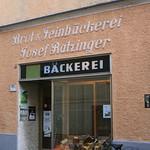 A panadería de Ratzinger