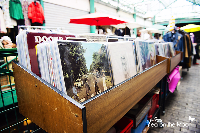 Paris mercado de las pulgas saint ouen musica