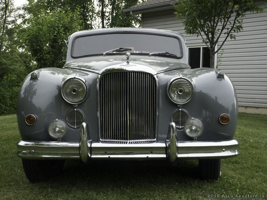 Jaguar MK IX Automatic