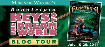 BENOTRIPIA: KEYS TO THE DREAM WORLD Blog Tour