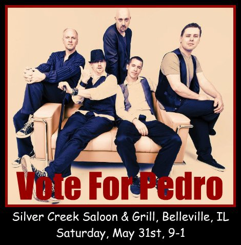 Vote For Pedro 5-31-14