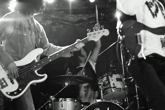 Black Company live at Outbreak, Tokyo, 24 May 2014. 360