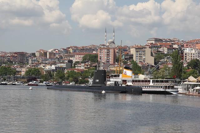 209 - Ferry a Eyüp
