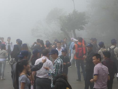 Jiangxi-Sanqing Shan-1 sentier de l'est (1)