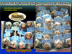 FROZEN BOLFAN for mbak Elmina