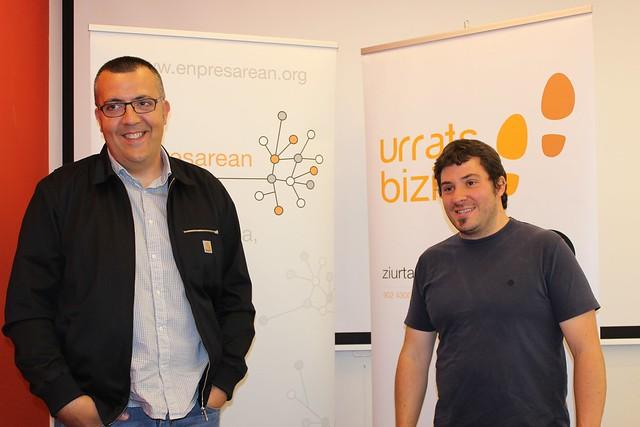 Lansarean.org ekimenaren aurkezpena