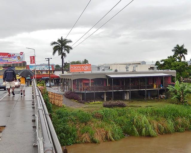 A Wet Day in Nadi