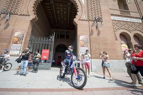 AionSur 14313130190_092e1e5402_d Dany Torres cruzará, otra vez, la puerta grande de Las Ventas Deportes