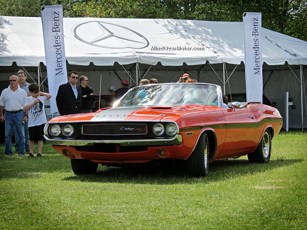 Dodge Challenger RT 440 Convertible