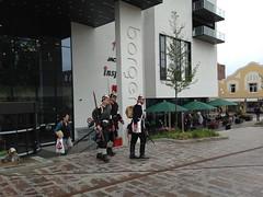 Soldiers at Borgen, Sønderborg