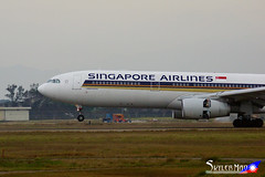 Volo Singapore Airlines 006