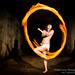 Lux on Fire by Paul Cory