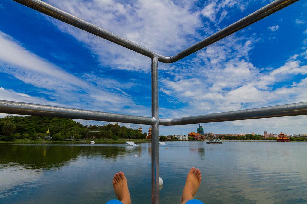蓮潭滑水主題樂園  Lotus Wake Park