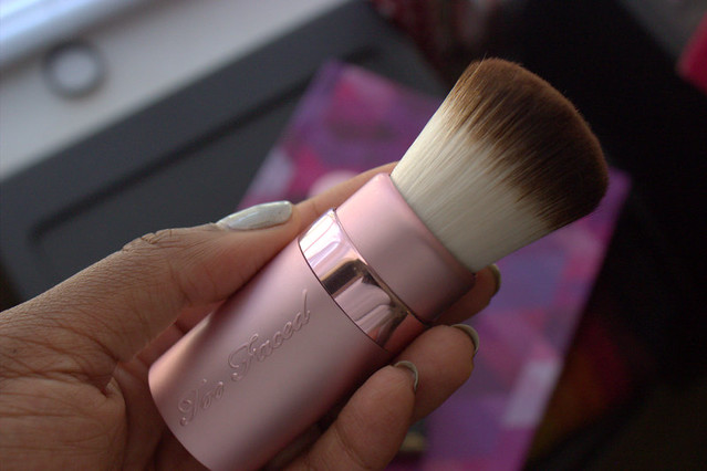 Too Faced kabuki brush
