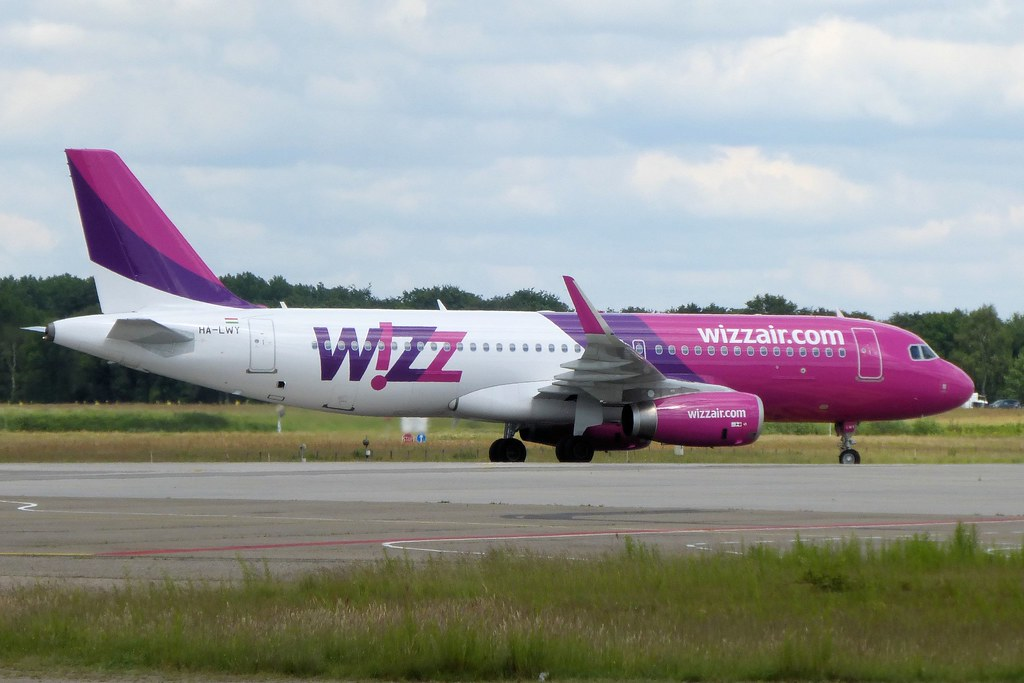 HA-LWY - A320 - Wizz Air