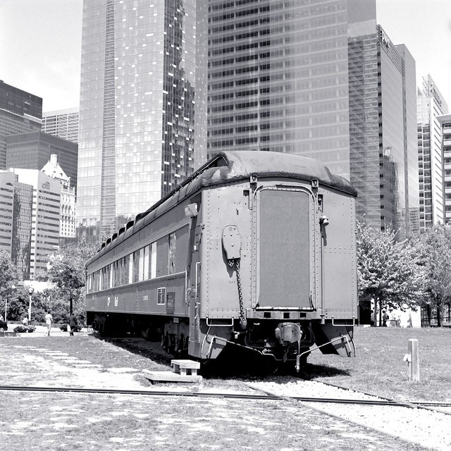 CP Rail Operations Car