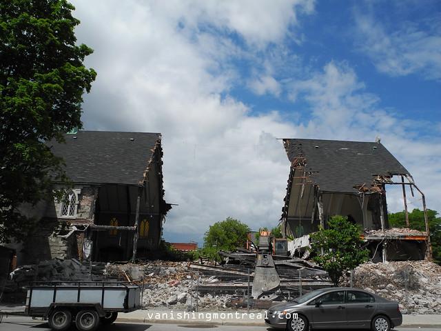 Eglise Notre-Dame-de-la-Paix demolition 6/06/14 02