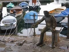 Fisherman Statue, Opatija