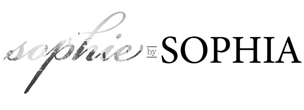 | sophie by sophia |