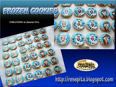 FROZEN FANCY COOKIES