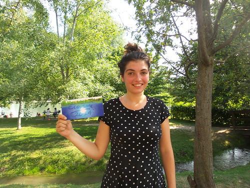 Noy Jessica Laufer #ECOISMI2014 by Ylbert Durishti