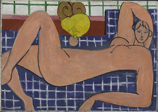 Matisse_Large Reclining Nude